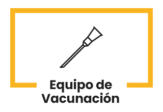 Equipo de Vacunación